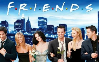 حلقة استثنائية لنجوم Friends  على Hbo Max