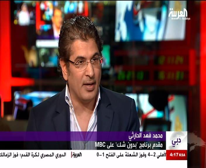 """فيديو – لقاء مع الإعلامي : محمد الحارثي .. مقدم برنامج """" بدون شك """" حول تصرف أمين عام عسير على قناة MBC"""